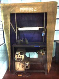 Crack Detection Machine